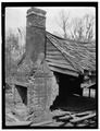 Belle tsle Wash House Upper Santee - Belle Isle Plantation, Washhouse, Upper Santee, Pineville, Berkeley County, SC HABS SC,8-PIN.V,2-A-1.tif