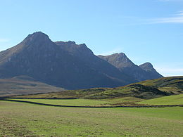 Il Ben Loyal visto da nord