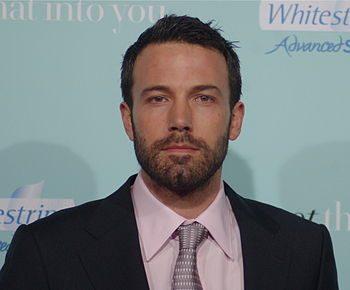 English: Ben Affleck at the premiere for He's ...
