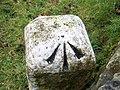 Bench Mark, Kearstwick - geograph.org.uk - 1813200.jpg
