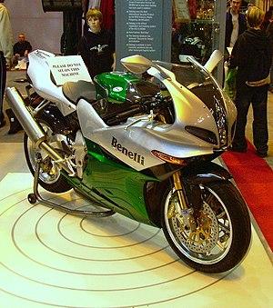 Benelli Tornado Tre 900 - Image: Benelli Tornado 01