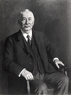 Art collector of New York CIty and founder B. Altman & Co.