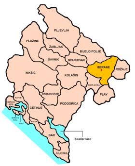berane mapa Berane – Wikipedija berane mapa