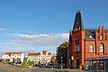 Bergen auf Rügen - Markt (05) (Post) (11358824403).jpg