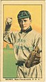 Berry, San Francisco Team, baseball card portrait LCCN2008677330.jpg