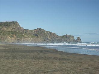Te Henga (Bethells Beach) - Bethells Beach