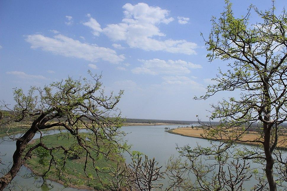 Betwa in Ashoknagar