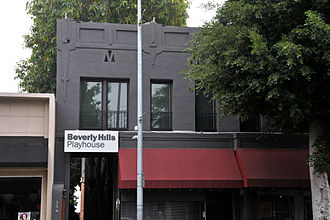 Beverly Hills Playhouse - The Beverly Hills Playhouse in 2015