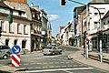 Bexbach, die Rathausstraße.jpg