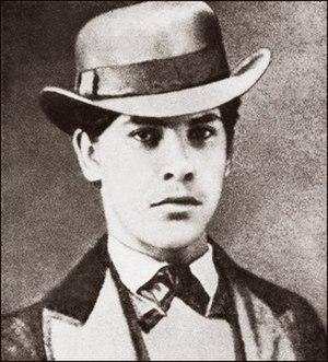 Vladimir Bekhterev - Bekhterev in 1873, aged 16