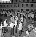 Bezoek Prins Bernhard aan Nederlandse Antillen , avondpartij, Bestanddeelnr 905-8928.jpg