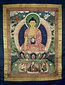 Bhaisajyaguru (the Medicine Buddha) and Padmasambhava Wellcome L0015305.jpg