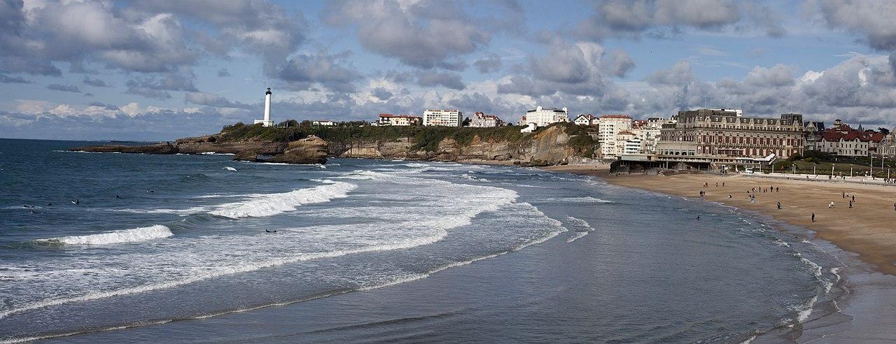 Hotel Biarritz Le Grand Large