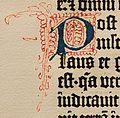 Biblia de Gutenberg, 1454 (Letra P) (21211558714).jpg