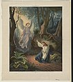 Biblical scene, Christ with angel LCCN2003674848.jpg