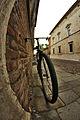 Bicicletta al palazzo dei Diamanti.jpg