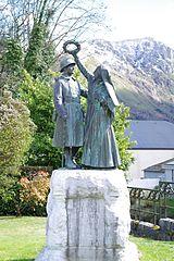 monument aux morts de Bielle
