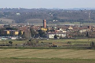 Bientina - Image: Bientina Panorama 2