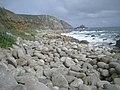 Big pebbles at St Loy - geograph.org.uk - 912754.jpg