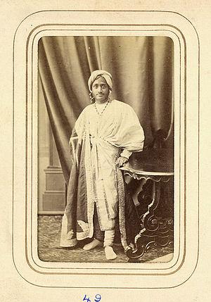 Mandi, Himachal Pradesh - Raja Bijai/Vijay Sen, 16th Raja of Mandi