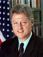 Bill Clinton, class of 1968