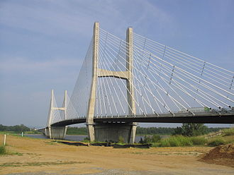 Bill Emerson Memorial Bridge - Image: Bill Emerson Memorial Bridge