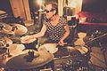 Billie Davies 12 VOLT recording.jpg