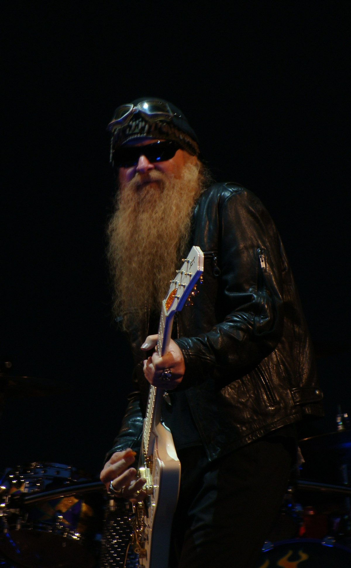 ZZ Tops Billy Gibbons Ventures Into EDM With David Guetta