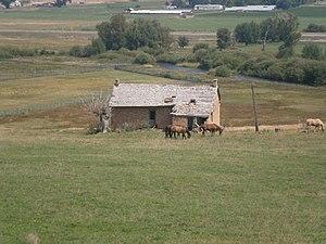 National Register of Historic Places listings in Summit County, Utah - Image: Birch House Hoytsville Utah