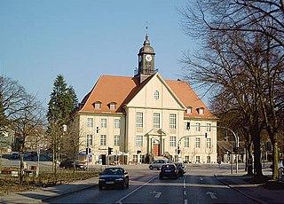 Birkenwerder,  Brandenburg, Germany