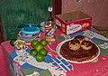 Birthday cake, San Juan Bautista, Nueva Esparta, Venezuela.jpg