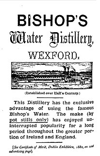 Bishops Water Distillery