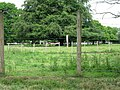 Bison enclosure at Howletts Wild Animal Park - geograph.org.uk - 1351787.jpg