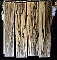 Black Limba lumber boards.jpg