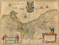 Blaeu 1645 - Pomeraniæ Ducatus tabula.png