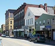 Blairsville Pennsylvania Market Street 2010