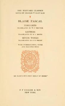 Blaise Pascal Works | RM.