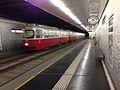 Blechturmgasse Station Tram 18 Vienna - 06 (12722041525).jpg
