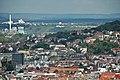 Blick Richtung Stuttgart, z. B. Müllverbrennung Kraftwerk Stuttgart-Münster - panoramio.jpg