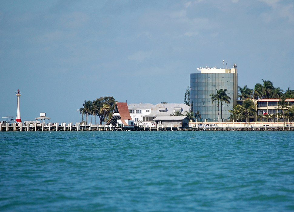 Bliss and Radisson - Belize City