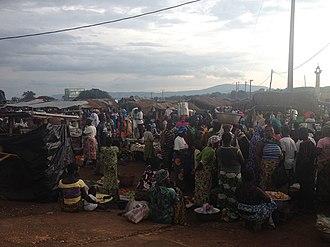 Blitta Prefecture - Image: Blitta Carrefour Market
