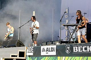 Bloc Party English indie rock band