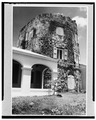 Bluebeard's Castle, Frederiksberg Estate, Charlotte Amalie, St. Thomas, VI HABS VI,3-CHAM,7-1.tif