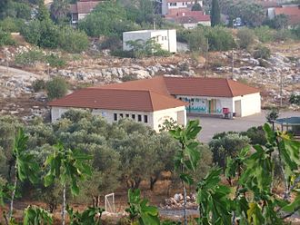 Ofra - Bnei Akiva youth club in Ofra