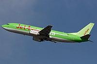 Boeing 737-400 of Jet4you.jpg