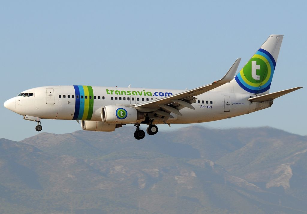 Boeing 737-7K2, Transavia Airlines AN1624817