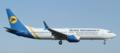 Boeing 737 MAX 8 Ukrainian Airlines UR-MXA.png