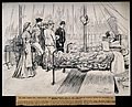 Boer War; the High Commissioner for South Africa, Sir Alfred Wellcome V0015569.jpg