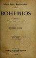 Bohemios - zarzuela en un acto, dividido en tres cuadros (IA bohemioszarzuela442vive).pdf