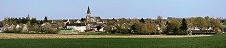 Boistrudan - Panorama of the commune